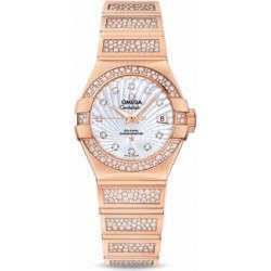 Omega Constellation Luxury Edition Chronometer 123.55.27.20.55.004