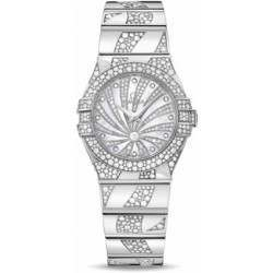 Omega Constellation Luxury Edition Diamonds 123.55.27.60.55.012