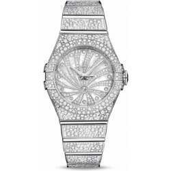 Omega Constellation Luxury Edition Diamonds 123.55.31.20.55.007