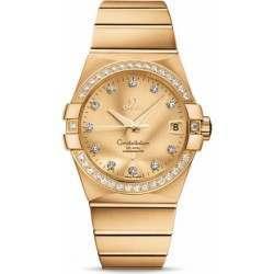 Omega Constellation Chronometer 38 mm Chronometer 123.55.38.21.58.001