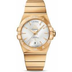 Omega Constellation Day-Date Chronometer 123.55.38.22.02.002