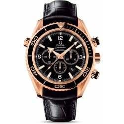 Omega Seamaster Planet Ocean Chrono Chronometer 222.63.46.50.01.001