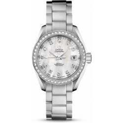 Omega Seamaster Aqua Terra Jewellery Diamonds 231.15.30.20.55.001