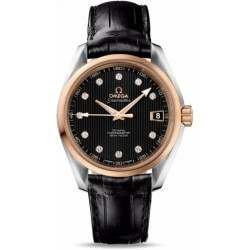 Omega Seamaster Aqua Terra Mid Size Chronometer 231.23.39.21.51.001
