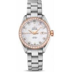 Omega Seamaster Aqua Terra Jewellery Chronometer 231.25.34.20.55.003