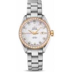Omega Seamaster Aqua Terra Jewellery Chronometer 231.25.34.20.55.004