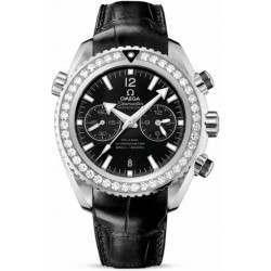 Omega Seamaster Planet Ocean Chrono Chronometer 232.18.46.51.01.001