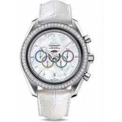 Omega Specialities Olympic Collection Timeless 321.58.44.52.55.001