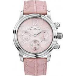 Blancpain Women Flyback Chronograph 3485F-1141-97B