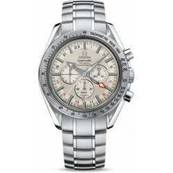 Omega Speedmaster Broad Arrow GMT Chronometer 3581.30.00