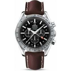 Omega Speedmaster Broad Arrow GMT Chronometer 3881.50.37