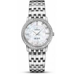 Omega De Ville Prestige Quartz Diamonds 413.15.27.60.55.001
