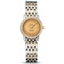Omega De Ville Prestige Quartz Small Diamonds 413.25.22.60.08.001