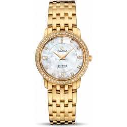 Omega De Ville Prestige Quartz Diamonds 413.55.27.60.55.001