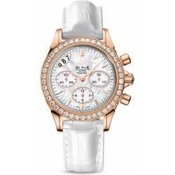 Omega De Ville Co-Axial Chronograph Chronometer 422.58.35.50.05.002