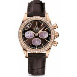Omega De Ville Co-Axial Chronograph Chronometer 422.58.35.50.13.001