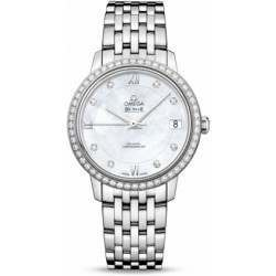 Omega De Ville Prestige Co-Axial Chronometer 424.15.33.20.55.001