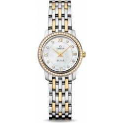Omega De Ville Prestige Quartz Diamonds 424.25.24.60.55.001