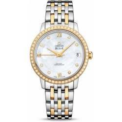Omega De Ville Prestige Co-Axial Chronometer 424.25.33.20.55.001