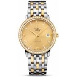 Omega De Ville Prestige Co-Axial Chronometer 424.25.37.20.58.001