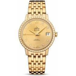 Omega De Ville Prestige Co-Axial Chronometer 424.55.33.20.58.001