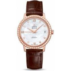 Omega De Ville Prestige Co-Axial Chronometer 424.58.33.20.55.001