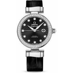 Omega De Ville Ladymatic Chronometer 425.38.34.20.51.001