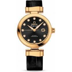 Omega De Ville Ladymatic Chronometer 425.63.34.20.51.002