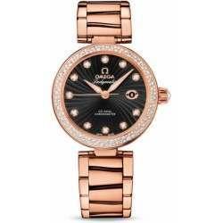 Omega De Ville Ladymatic Chronometer 425.65.34.20.51.001
