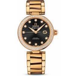 Omega De Ville Ladymatic Chronometer 425.65.34.20.51.002
