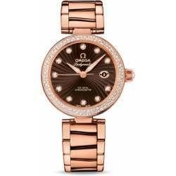 Omega De Ville Ladymatic Chronometer 425.65.34.20.63.002