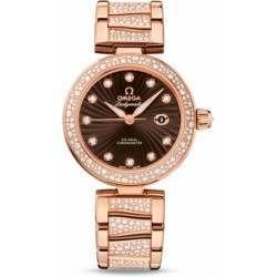 Omega De Ville Ladymatic Chronometer 425.65.34.20.63.003