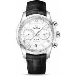 Omega De Ville Co-Axial Chronograph Chronometer 431.13.42.51.02.001