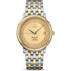 Omega De Ville Prestige Co-Axial Chronometer 4374.15.00
