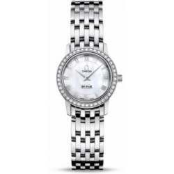 Omega De Ville Prestige Quartz Small Diamonds 4575.71.00