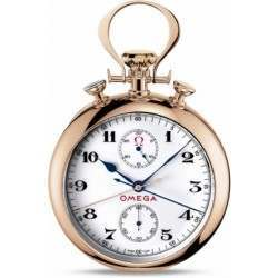 Omega Specialities Olympic Pocket Watch 1932 Chronometer 5108.20.00