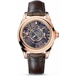 Omega De Ville Tourbillon Chronometer 513.53.39.21.99.001