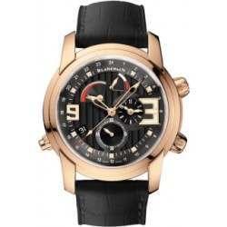 Blancpain L-Evolution GMT Alarm Watch 8841-3630-53B
