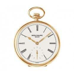 Patek Philippe Lepine Pocket Watch 973J-010