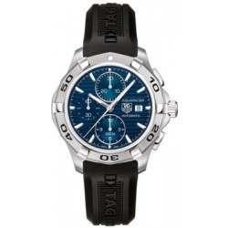 Tag Heuer Aquaracer Chronograph CAP2112.FT6028