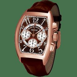 Franck Muller Cintree Curvex Chronograph 8880 CC AT 5N