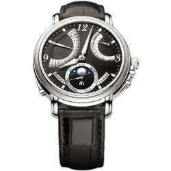 Maurice Lacroix Masterpiece Lune Retrograde MP7078-SS001-320