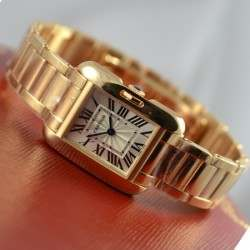 Cartier Tank anglaise Small W5310013