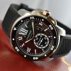 Calibre de Cartier Diver W7100055 - Worn for 2 weeks only