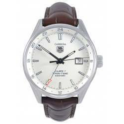 Tag Heuer Carrera Twin Time Caliber 7 Automatic WAR2011.FC6291