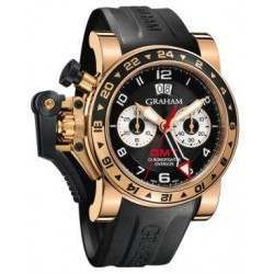 Graham Chronofighter Oversize GMT 2OVGR.B21A