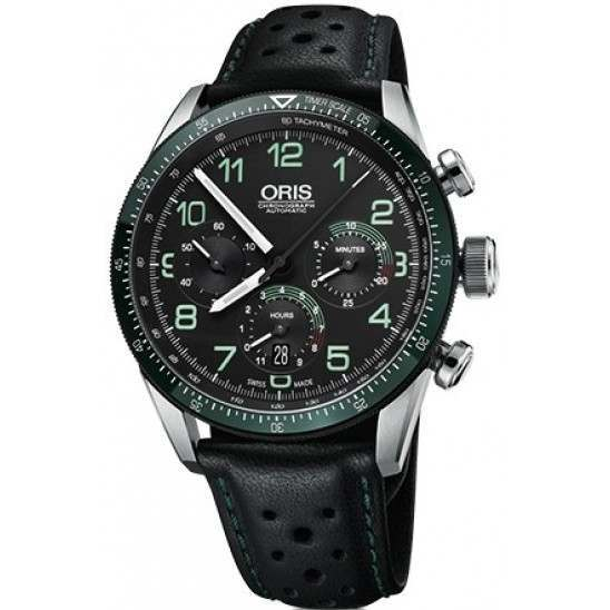 Oris Calobra Chronograph Limited Edition II 01 676 7661 4494-Set LS