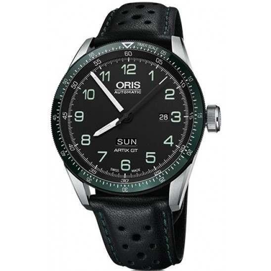 Oris Calobra Day Date Limited Edition II 01 735 7706 4494-Set LS