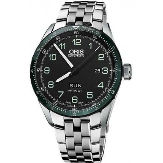 Oris Calobra Day Date Limited Edition II 01 735 7706 4494-Set MB