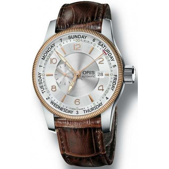 Oris Big Crown Small Second Pointer Day 01 745 7688 4361-07 5 22 73FC